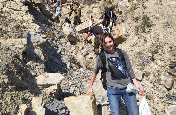 экология новороссийск эко десант гора колдун волонтеры сбор мусора