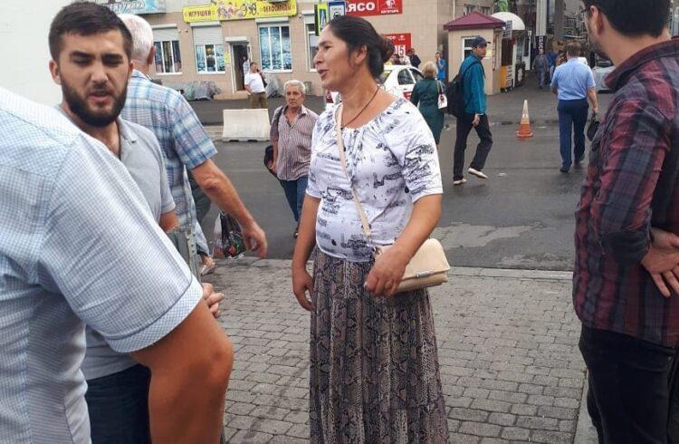 цыгане новороссийск штраф полиция