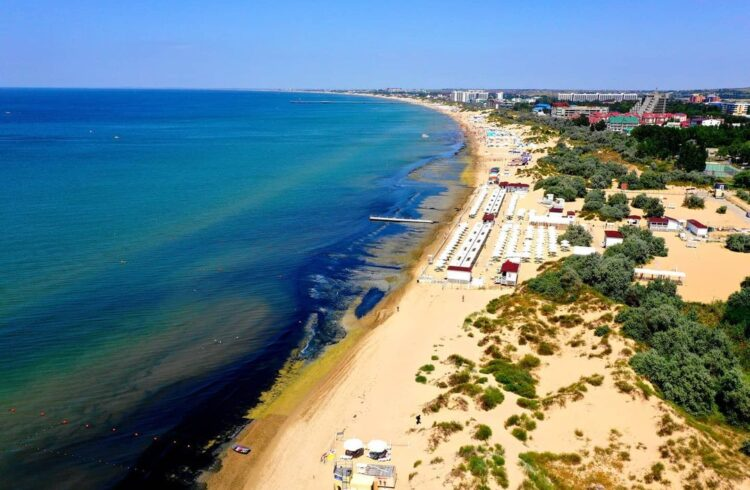камка анапа черное море 2021